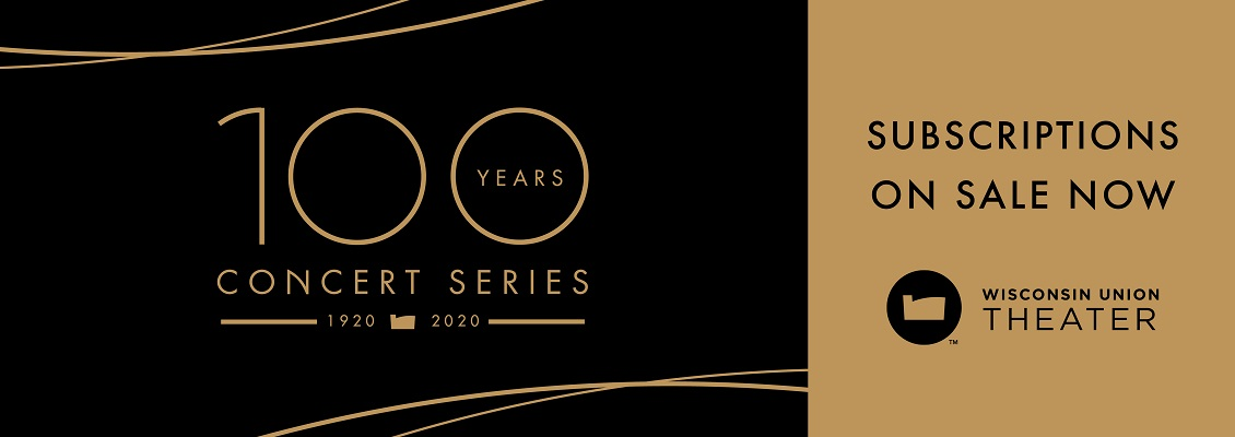 100th Annual Concert Series | Subscribe Now